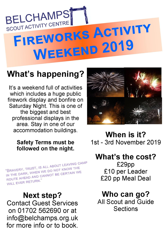 Fireworks activity weekend 2019_5