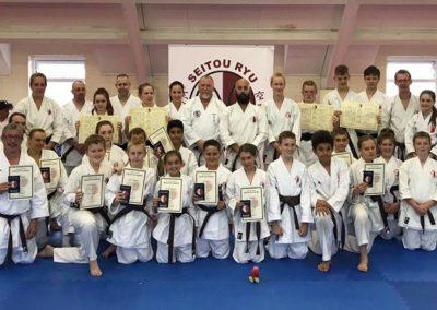 Karate Clubs